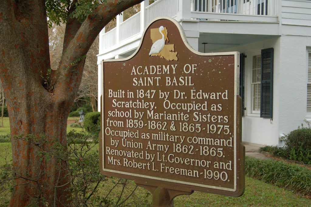 Built in 1847 by Dr. Edward Scratchley. Occupied as school by Marianite Sisters from 1859-1862 & 1865-1975. Occupied as military command by Union Army 1862-1865. Renovated by Lt. Governor and Mrs. ...