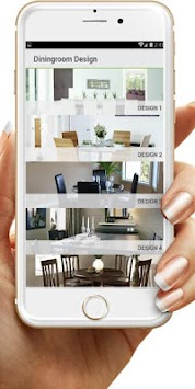 Dining Room Design By Utilities Apps APK screenshot thumbnail 1