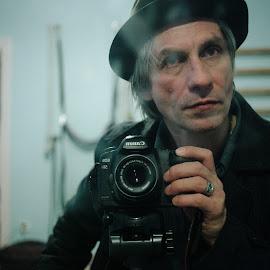 by Zbigniew Cołbecki - People Portraits of Men