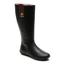 Gucci Long Leather Boot BOOT