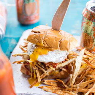 The Cuban Frita Burger.