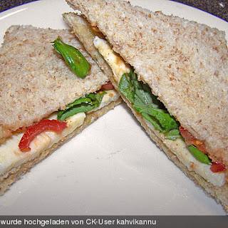 Mozzarella Sandwich Recipes