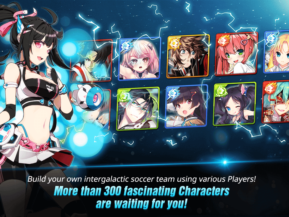 Soccer Spirits Screenshot 2