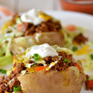 Taco Meat With Potatoes Recipes