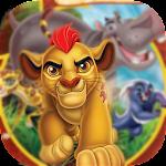 The Lion Jungle Guard Games Icon