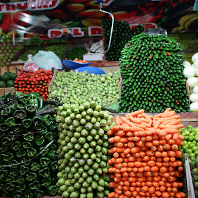 Vegetables shop by Cristobal Garciaferro Rubio - City,  Street & Park  Markets & Shops ( pwcmarkets )
