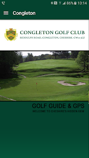 Congleton Golf Club - screenshot