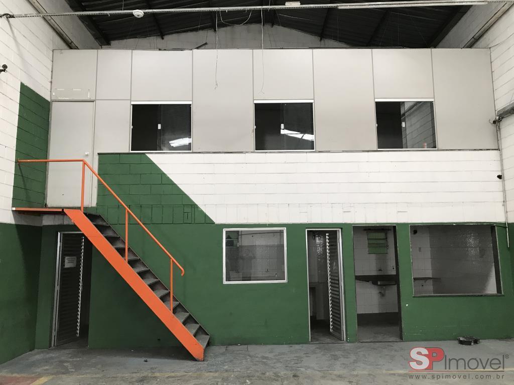 Barracão para Locação - Casa Verde Alta