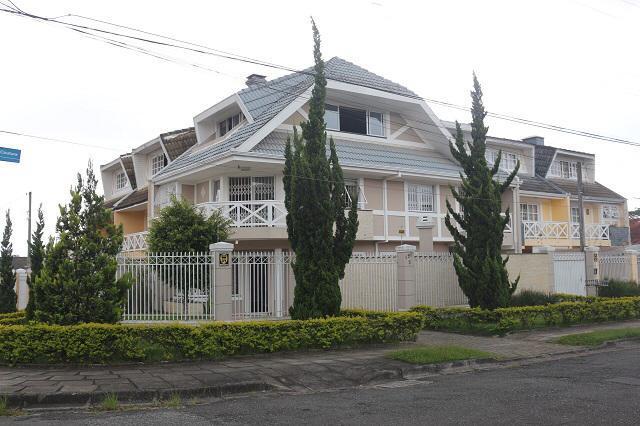 SO0036-ROM, Sobrado de 3 quartos, 225 m² à venda no Jardim das Américas - Curitiba/PR