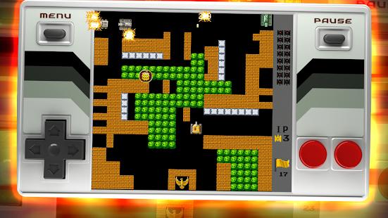 Скачать Танчики — танки с денди для Android