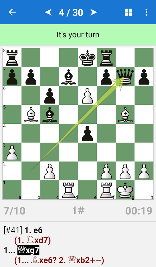 Chess Middlegame V Screenshot 0