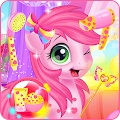 Baby pony grooming makeover APK for Ubuntu