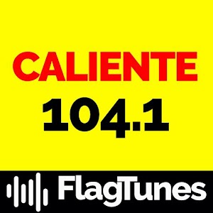 Radio caliente 104 1 fm by flagtunes android apps on for 104 1 the fish