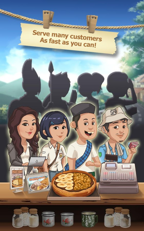Warung Chain: Go Food Express Screenshot 4
