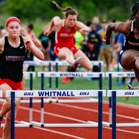 by Michael Stefanich Jr. - Sports & Fitness Other Sports ( #hurdle, #sports )