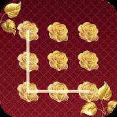 Gold Rose CM Security Theme