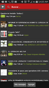 Blog - CELAE Ejército de Chile - screenshot