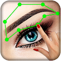 Eyebrow Makeup Photo APK for Bluestacks