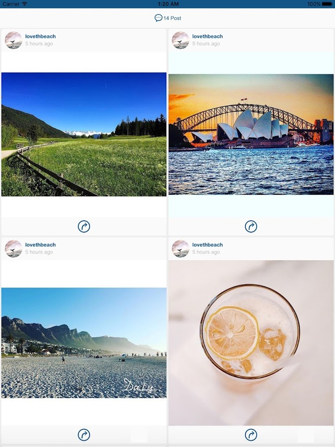 InstaSaver for Instagram Pro Screenshot 1