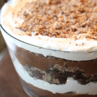 Ultimate Brownie Trifle