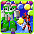 Bubble Shooter:Transformers