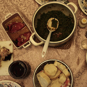 by Sandra Jakovljevic - Food & Drink Eating