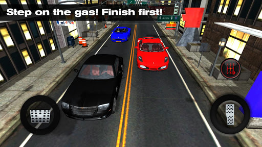 Classic Cars PRO Racing - screenshot