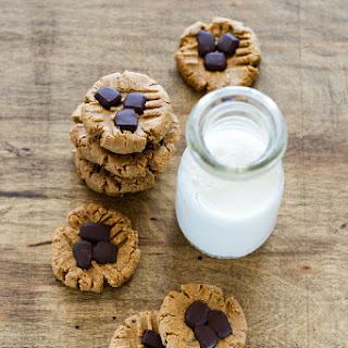 Flourless Peanut Butter Cookies Day Cookies