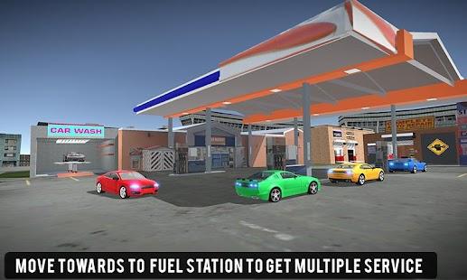 Car Service Station Parking APK for Bluestacks