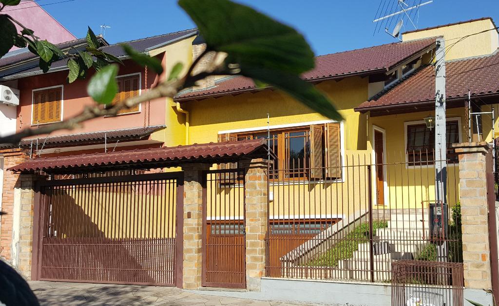 Casa 3 Dorm, Paradiso, Gravataí (CA1437)