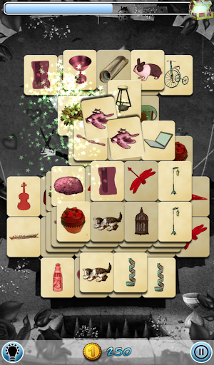 Hidden Mahjong - Crazy Hearts - screenshot