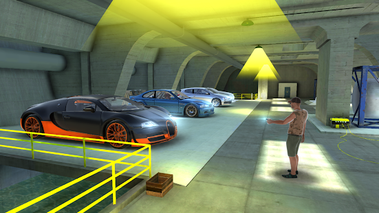 Game Veyron Drift Simulator APK for Kindle