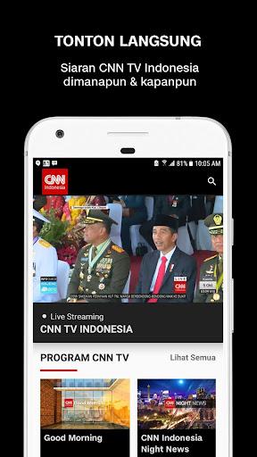 CNN Indonesia - Latest News screenshot 2