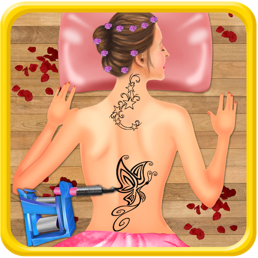 Back Tattoo Art Maker (game)