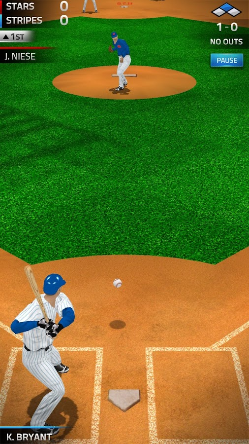 TAP SPORTS BASEBALL 2016 Screenshot 17