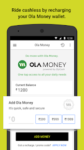 Ola cabs - Book taxi in India APK for Bluestacks