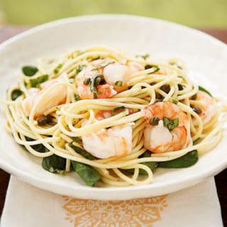 Shrimp Lemon Capers Pasta Recipes