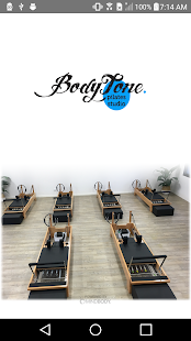BodyTone Pilates - screenshot