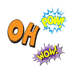 Comic Effect Message Keyboard Stickers for Gboard For PC / Windows 7/8/10 / Mac – Free Download
