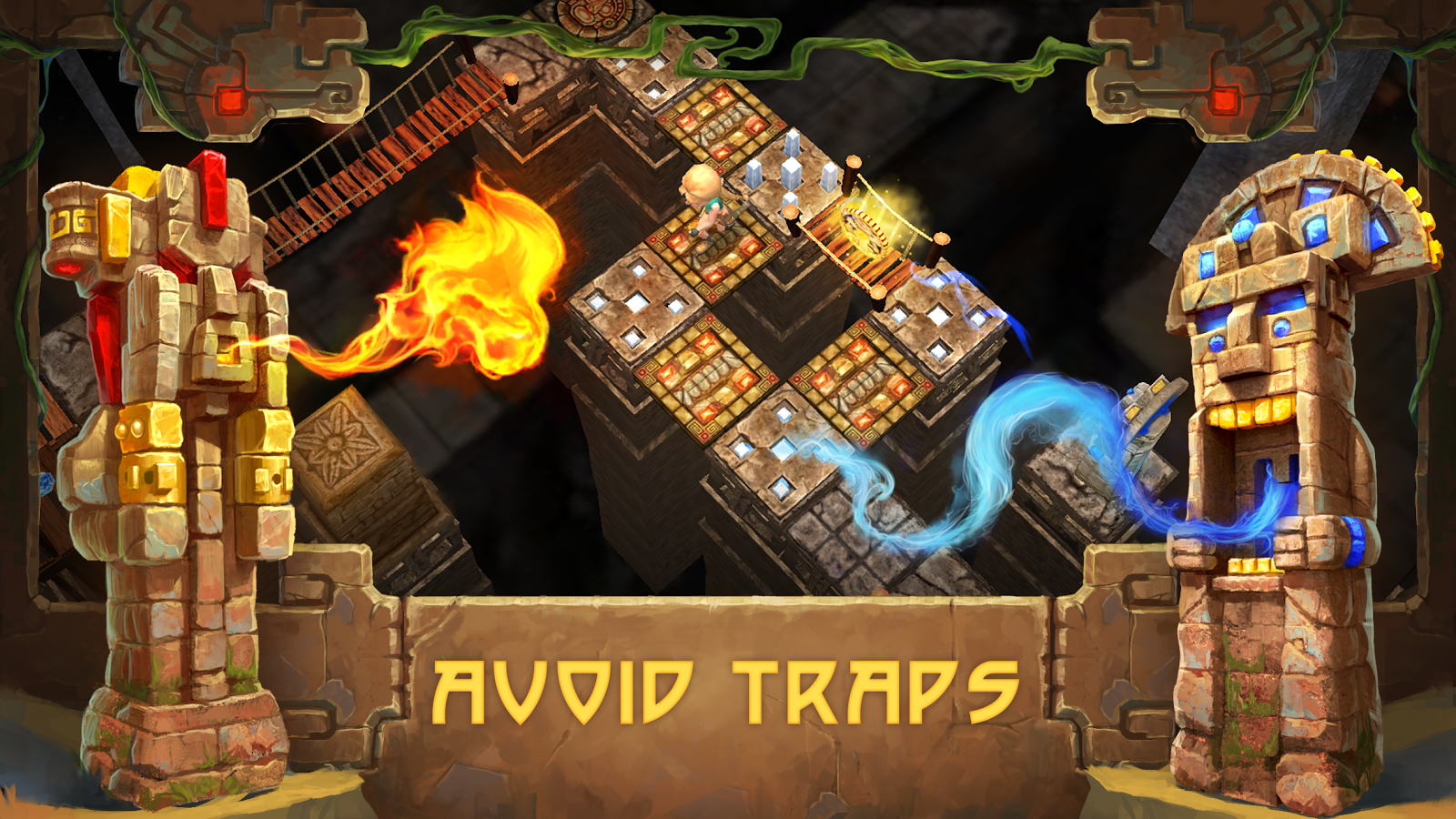 Traps and Treasures Screenshot 0