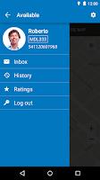 Screenshot of SaferTaxi - Driver