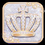 Diamond Crown Theme Icon