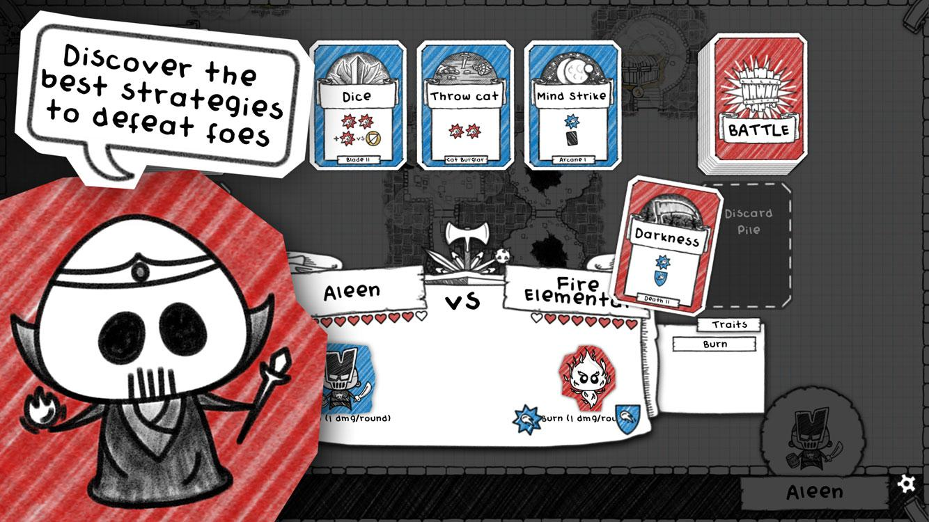Guild of Dungeoneering Screenshot 2