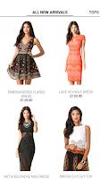 Screenshot of bebe – Women's Fashion
