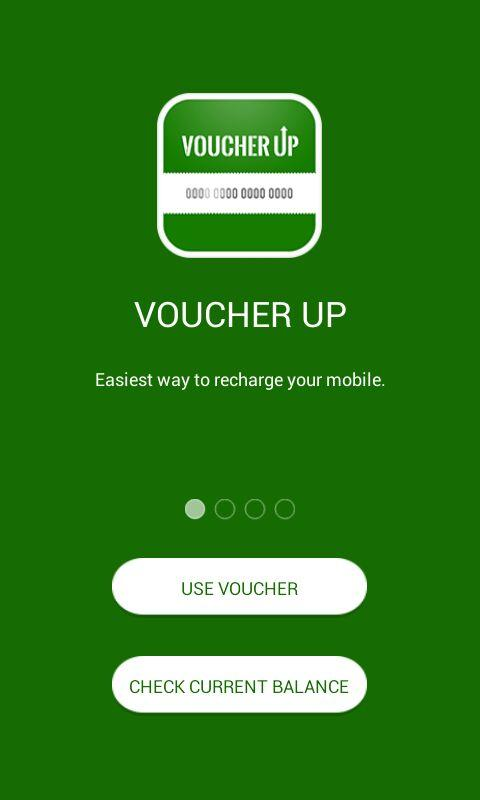 Voucher Up Screenshot 1