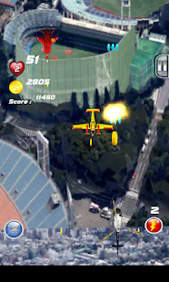 Gunship Army Helicopter strike - screenshot