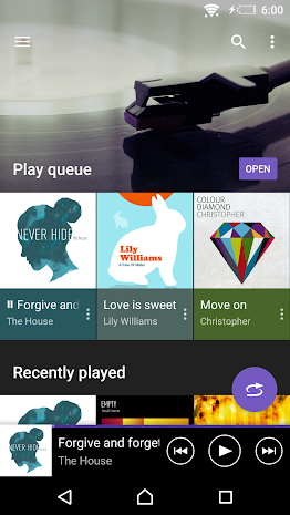 XPERIA Music (Walkman) 9.3.6.A.1.0 [Mod All Devices] APK