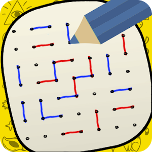 Dots and Boxes - Squares