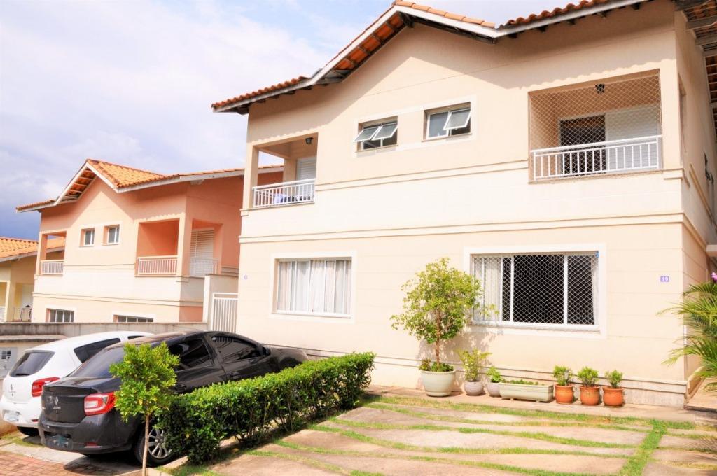 Casa residencial à venda, Nova Vianna, Cotia.