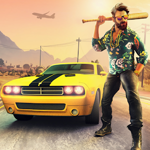 Grand City Gangster Story - Crime Car Drive For PC / Windows 7/8/10 / Mac – Free Download